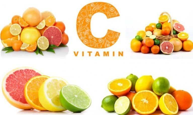 vitamin c from fruits