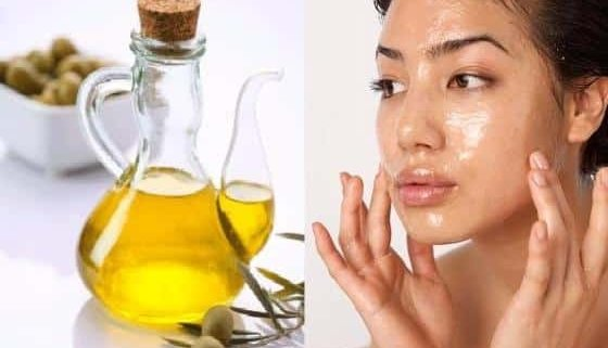how to clean your face with oil